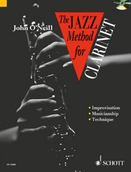 The Jazz Method for Clarinet