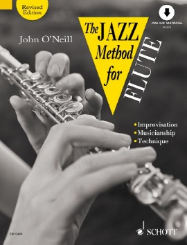 The Jazz Method for Flute