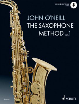 The Saxophone Method vol.1