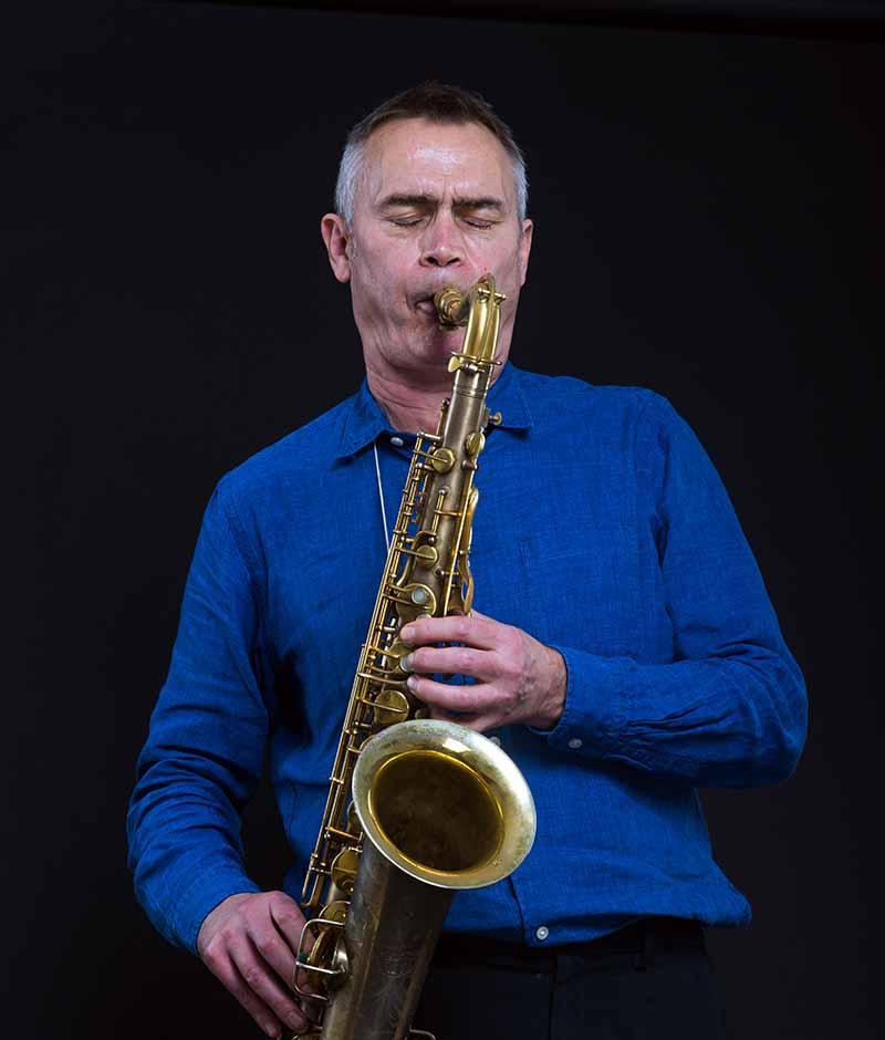 Musician John O'Neill
