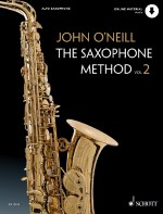 The Saxophone Method vol. 2